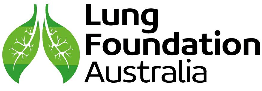 lung foundation Australia logo