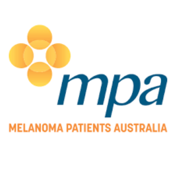 melanoma patients Australia logo