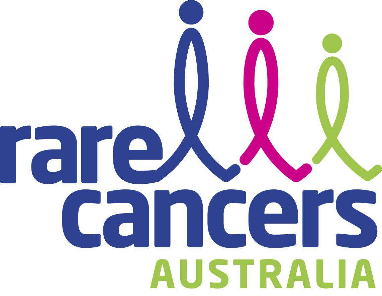 rare cancers Australia logo
